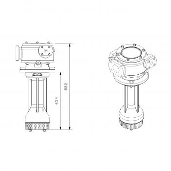 turbopump-Model